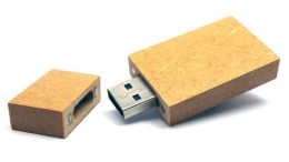 "USB-Modell ""Recycle"""