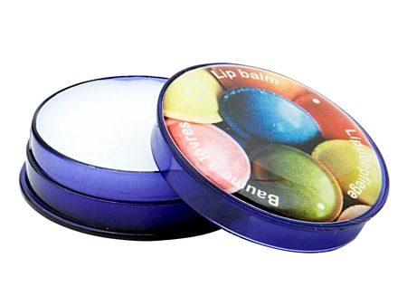 "Lippenpflege ""Basic-Colour"" individuellem Doming- oder Etikettendruck"