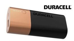 "Powerbank ""Duracell Middle"""