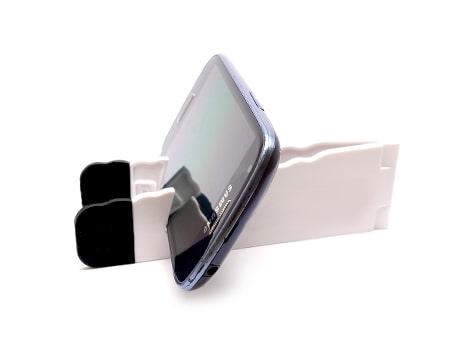 Handyhalterung Long mit Smartphone