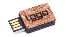 """USB-Modell """"Kork-Square"""""""