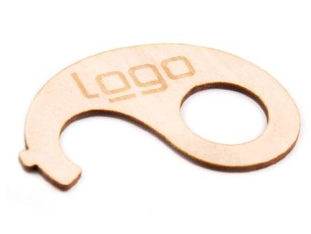 2in1 Hygienehelfer mit persönlicher Logogravur