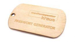 Passwort-Generator HOLZ