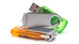 "USB-Modell ""Transparent"""