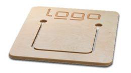 "Holz-Büroklammer ""Clip"""