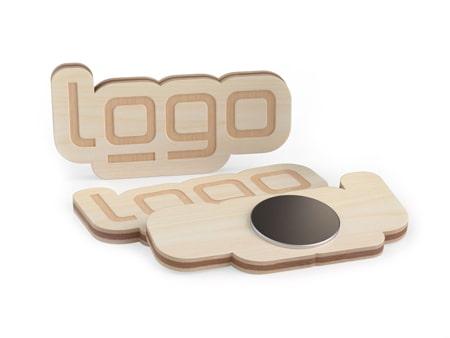 Holz-Magnet Shape